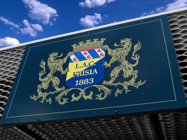 Nieuwe website L.A.C. Frisia